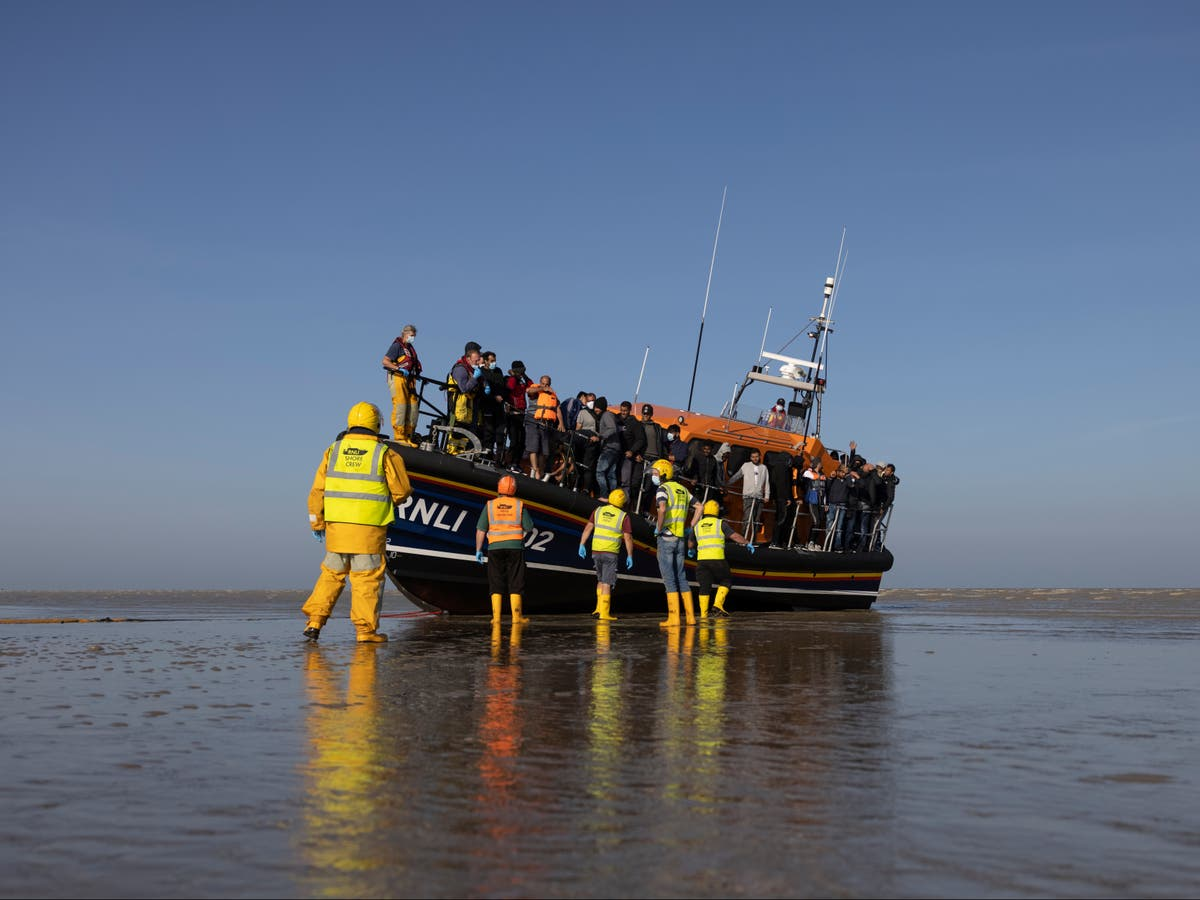 Search for migrant reported missing off Essex coast called off