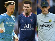 kampioen liga: Lionel Messi, Jack Grealish and 5 things to watch for in this week's matches