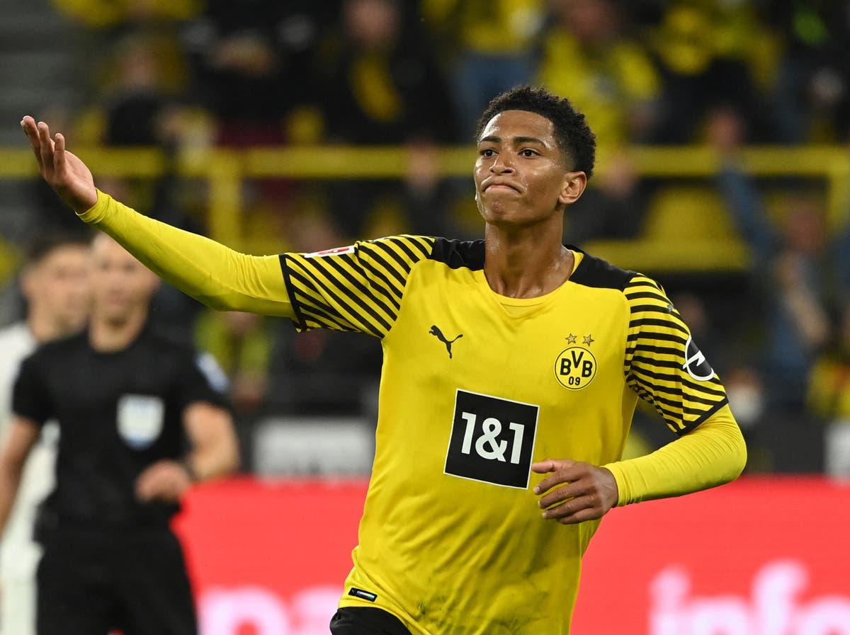 'Everybody wants him': Jude Bellingham's star burns bright at Borussia Dortmund