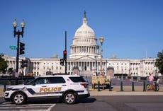 Homeland Security expects about 700 pessoas em manifestação para apoiar os réus do motim do Capitólio