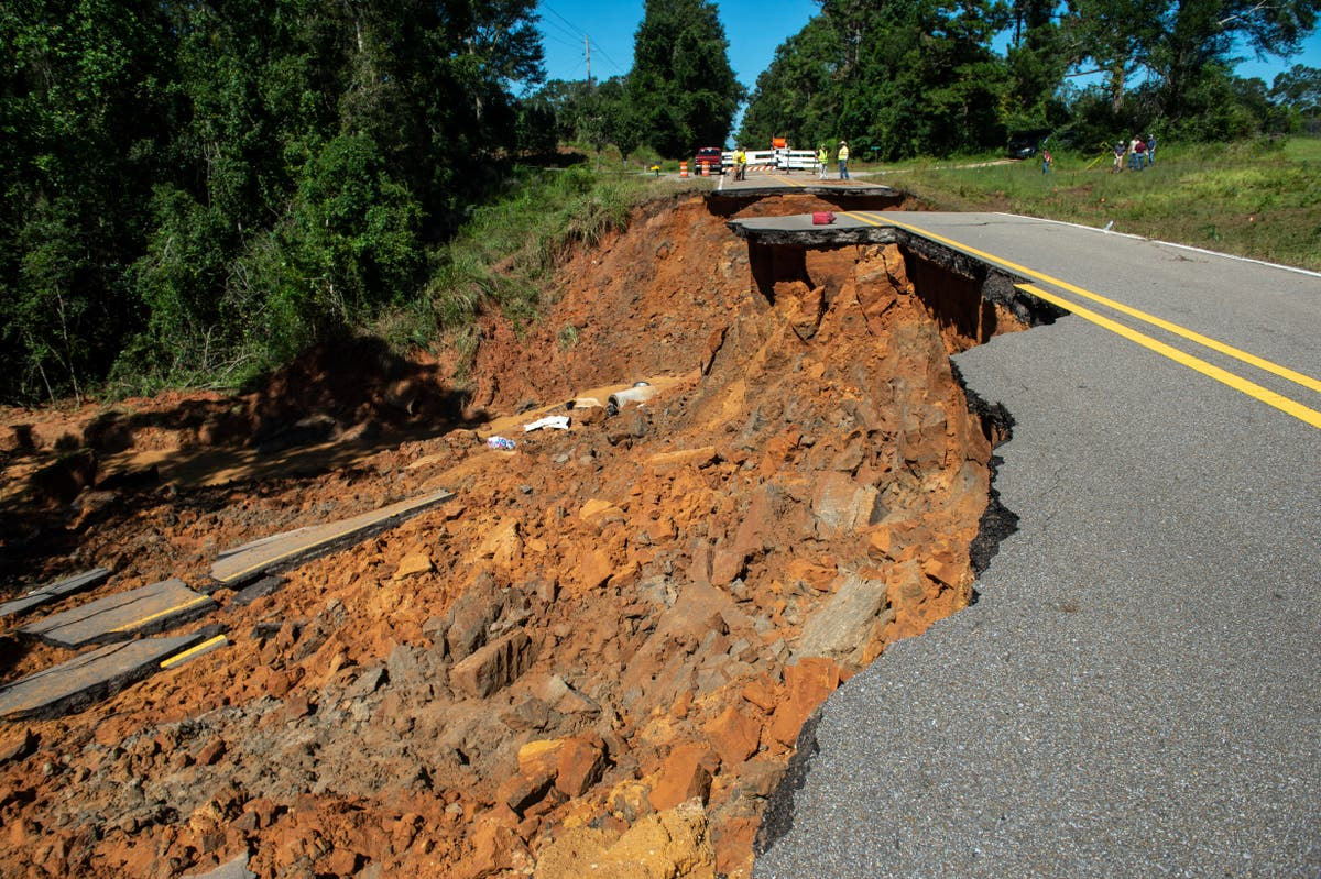 3rd person dies in Mississippi highway collapse