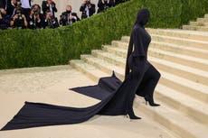 Kim Kardashian's Met Gala outfit was bizarre and distasteful