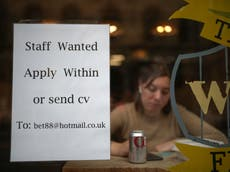 UK job vacancies top one million for first time on record