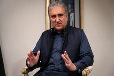 Pakistan's foreign minister says UK must do more to engage Afghan Taliban