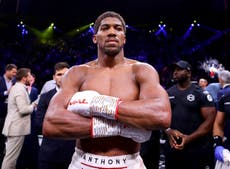 'He boxed his head off': Details emerge of Anthony Joshua vs Tyson Fury training bout
