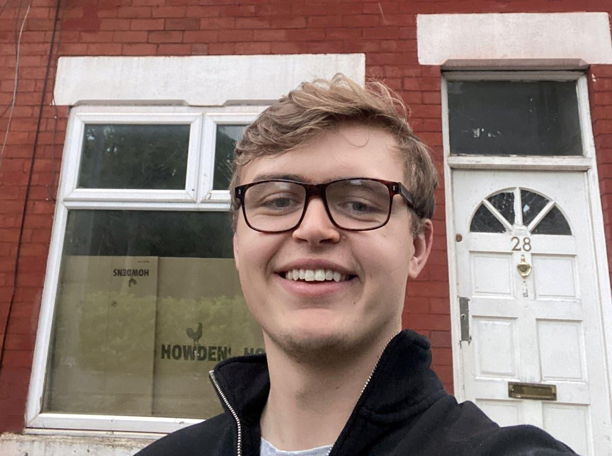 Le propriétaire étudiant dit que les jeunes devraient pouvoir acheter des maisons