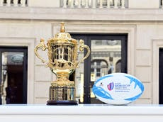 Rugby considers staging World Cup every two years