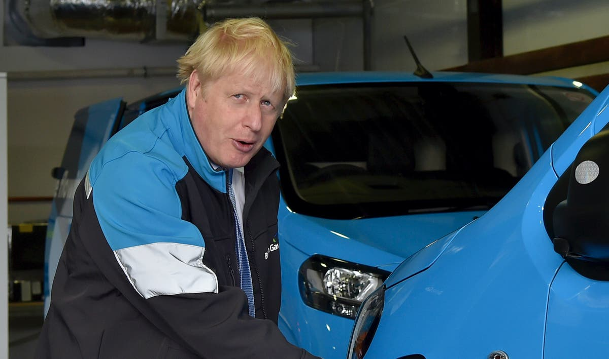 Boris Johnson's tunnel to Ireland 'ditched on cost grounds'