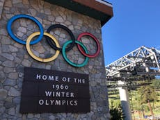 Famous Lake Tahoe Olympic resort changes its name to remove Native American slur