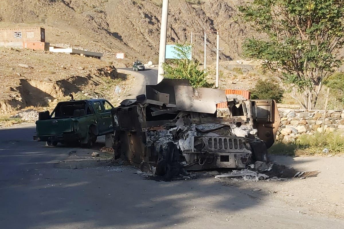 Evidence Taliban is revenge killing civilians in last holdout province