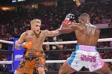 Jake Paul 'over' Tyron Woodley rematch due to unfulfilled tattoo bet