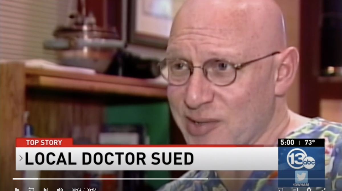 Woman alleges OBGYN may be her father and inseminated her mother without consent