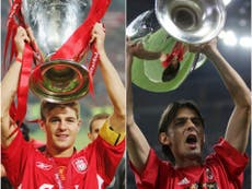 Liverpool v AC Milan evokes mixed memories of defining match-ups in clubs' legacies
