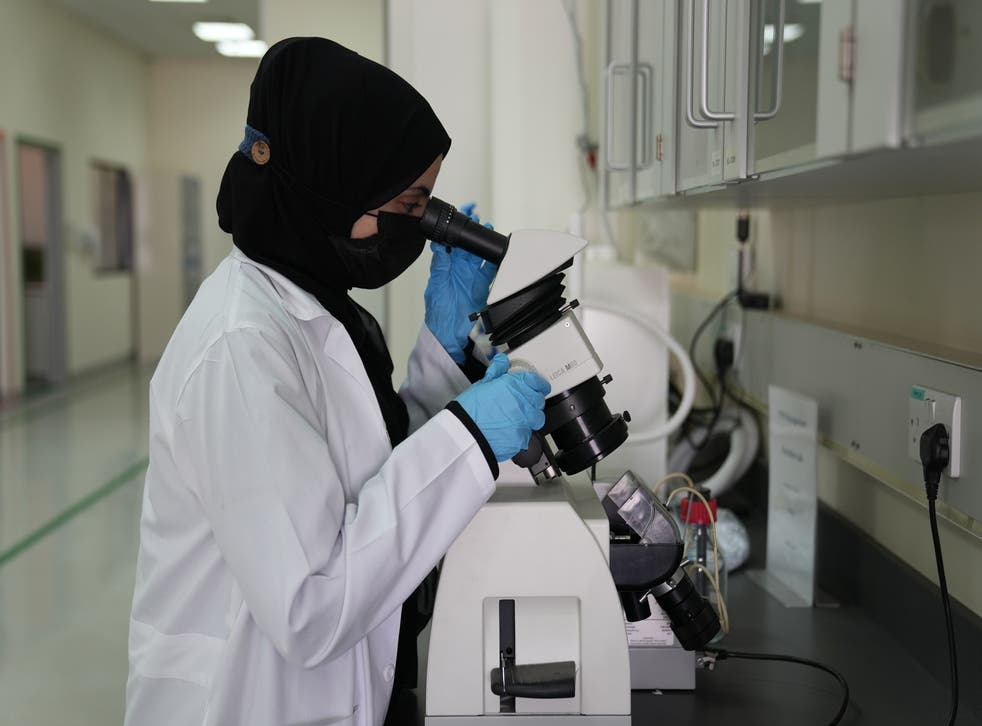 <p>Researcher working at the Desalination Technology Research Institute (DTRI) </bl>