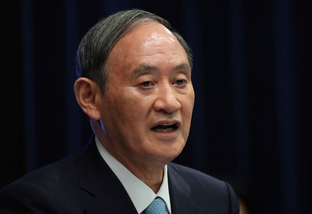 Japan's outgoing prime minister to attend Quad summit in US