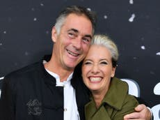 Greg Wise says Emma Thompson told him to turn down movie deal to do Strictly Come Dancing
