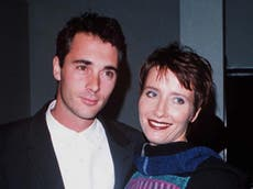 Greg Wise says he and Emma Thompson 'got together in madness' after Kenneth Branagh affair
