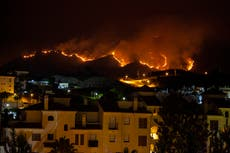 'A vicious circle': Spanish wildfire blamed on rural depopulation and climate change