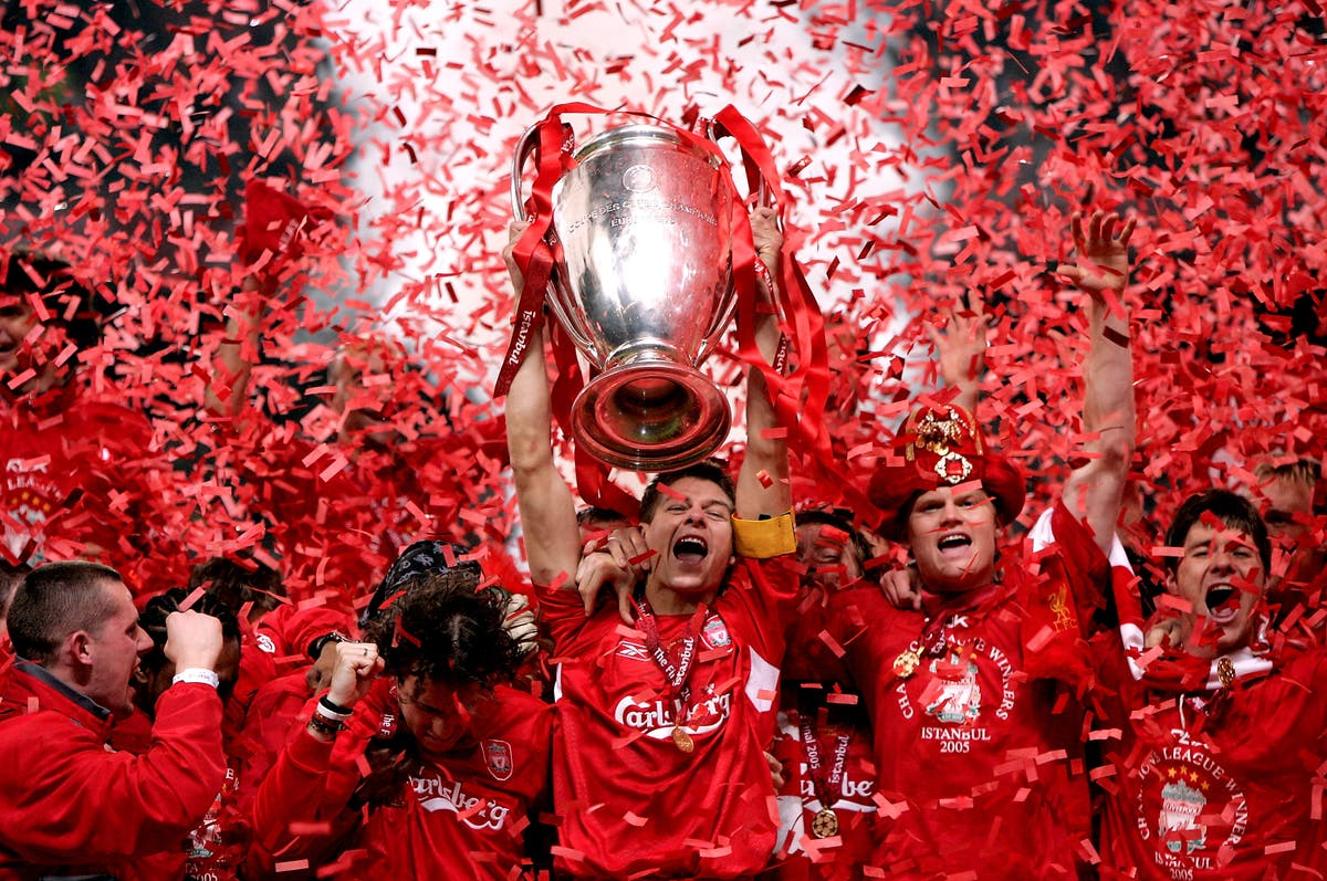 Jurgen Klopp a failli éteindre la télé avant celui de Liverpool 2005 Le retour d'Istanbul