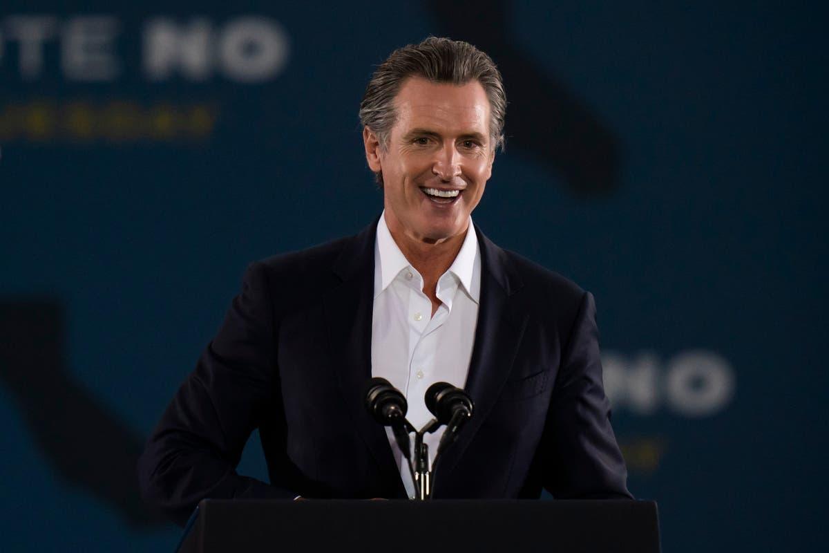 Larry Elder sets up voter fraud website ahead of governor recall vote