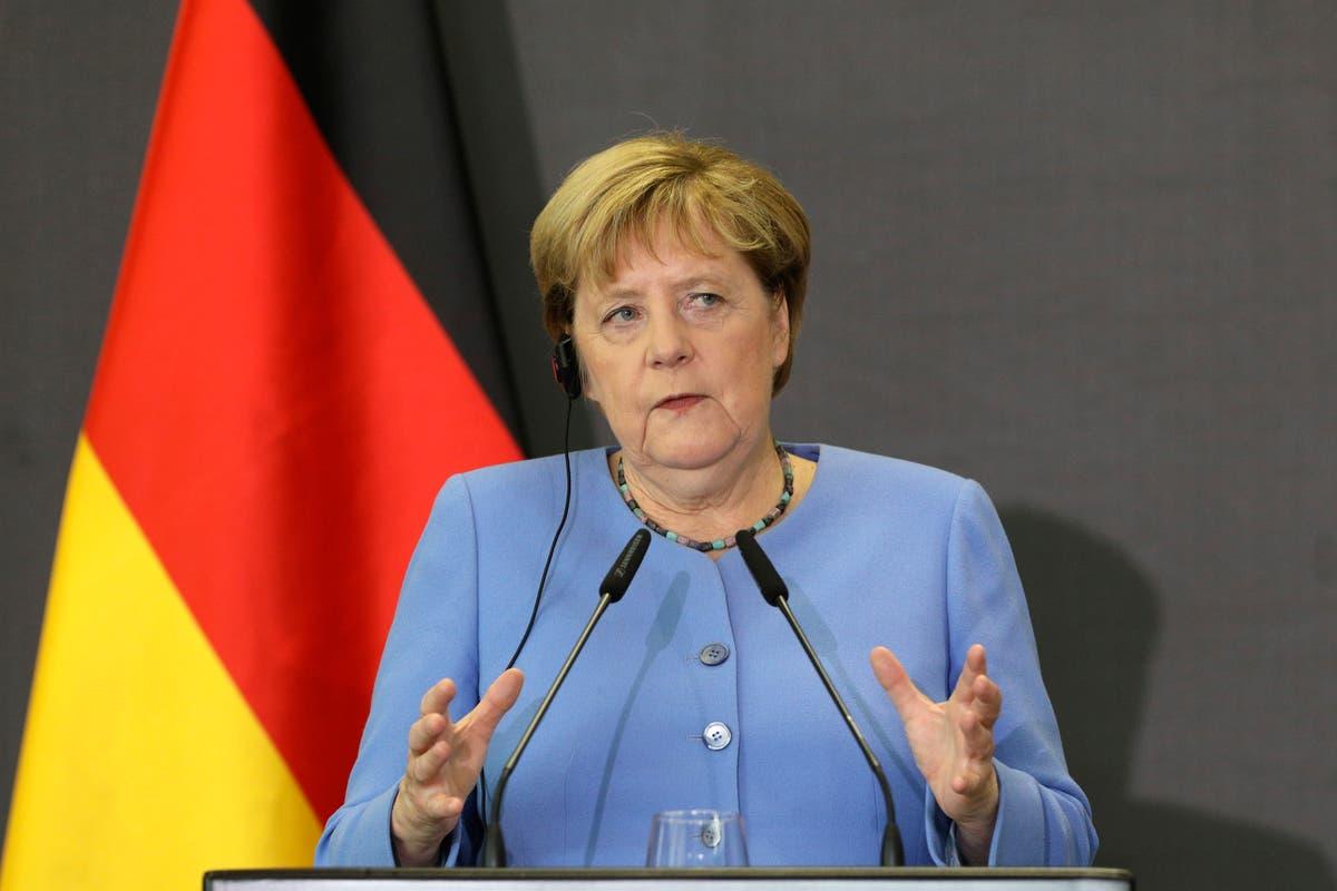 Merkel urges western Balkans to focus on EU membership