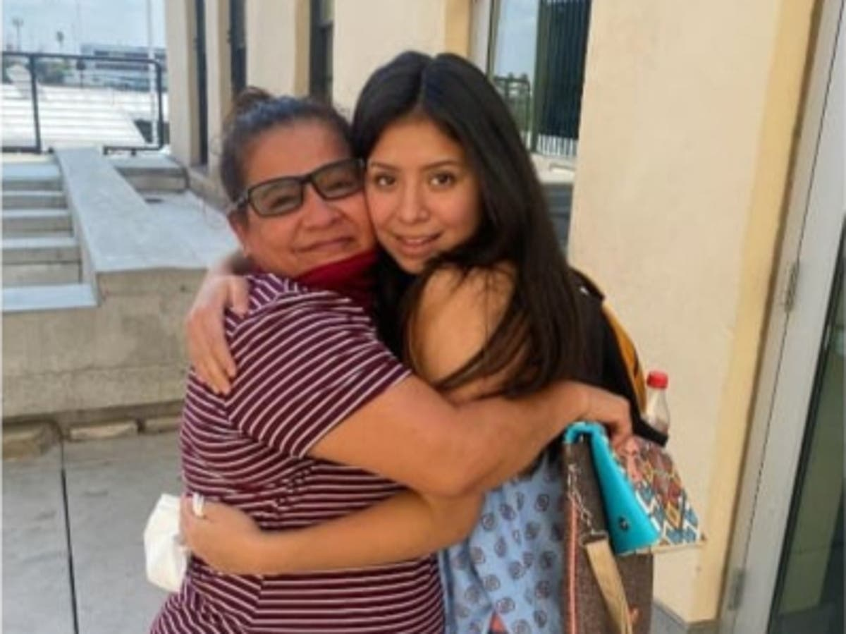 Woman found safe after being abducted 14 years ago when she was six