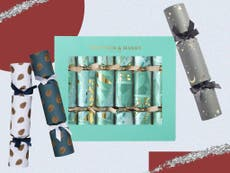 10 best luxury Christmas crackers for dressing up your dining table