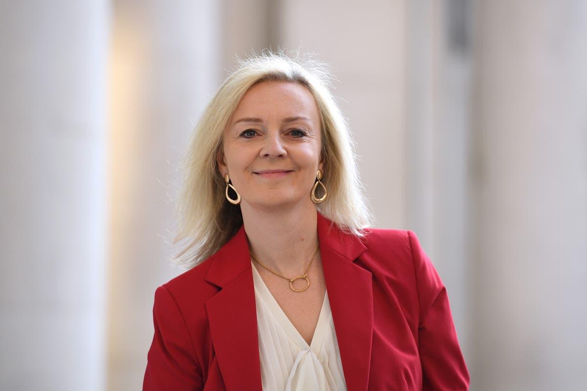 Liz Truss bemoans 'defensive' trade attitude caused by EU membership
