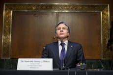 Blinken rejette l'affirmation du GOP selon laquelle les «initiés de la Maison Blanche» contrôlent le micro de Biden