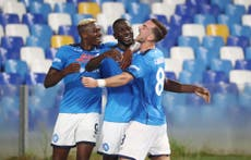 How to watch Leicester vs Napoli online and on TV tonight