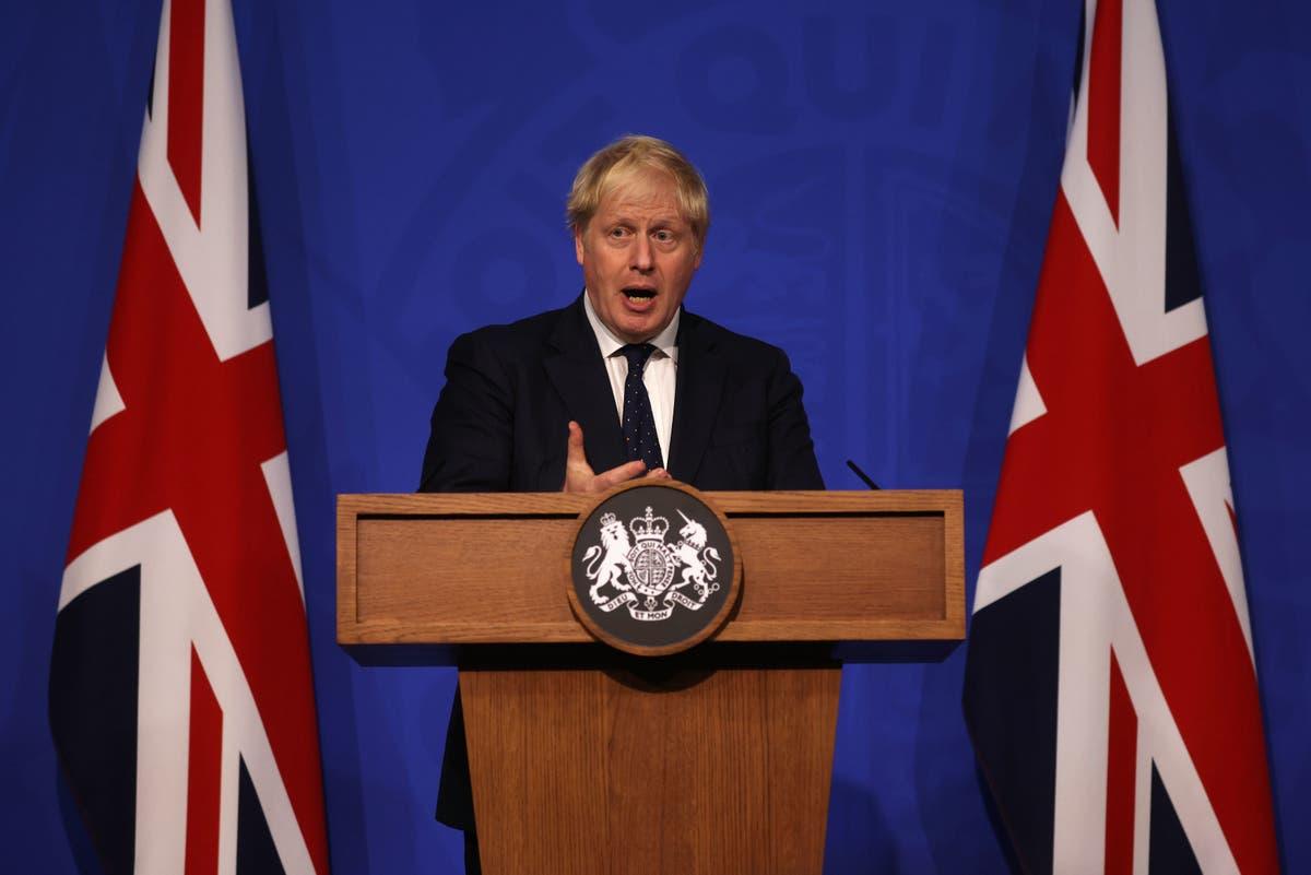 Nok en dag i Boris Johnson land - hvor det gjør som vi sier, ikke som vi gjør | Tom Peck
