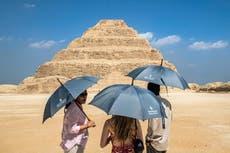 エジプト, モルディブとスリランカは外務省の「立ち入り禁止」リストに残っています