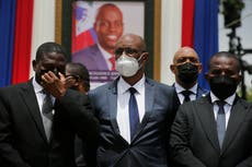 Haiti prosecutor asks judge to charge, probe PM in slaying