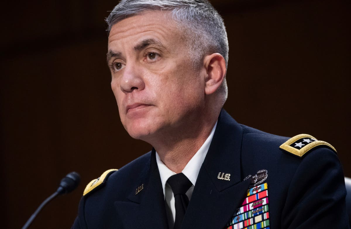 US general in charge of cybersecurity pledges 'surge' to address ransomware attacks