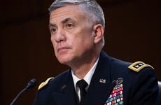 General promises US 'surge' against foreign cyberattacks
