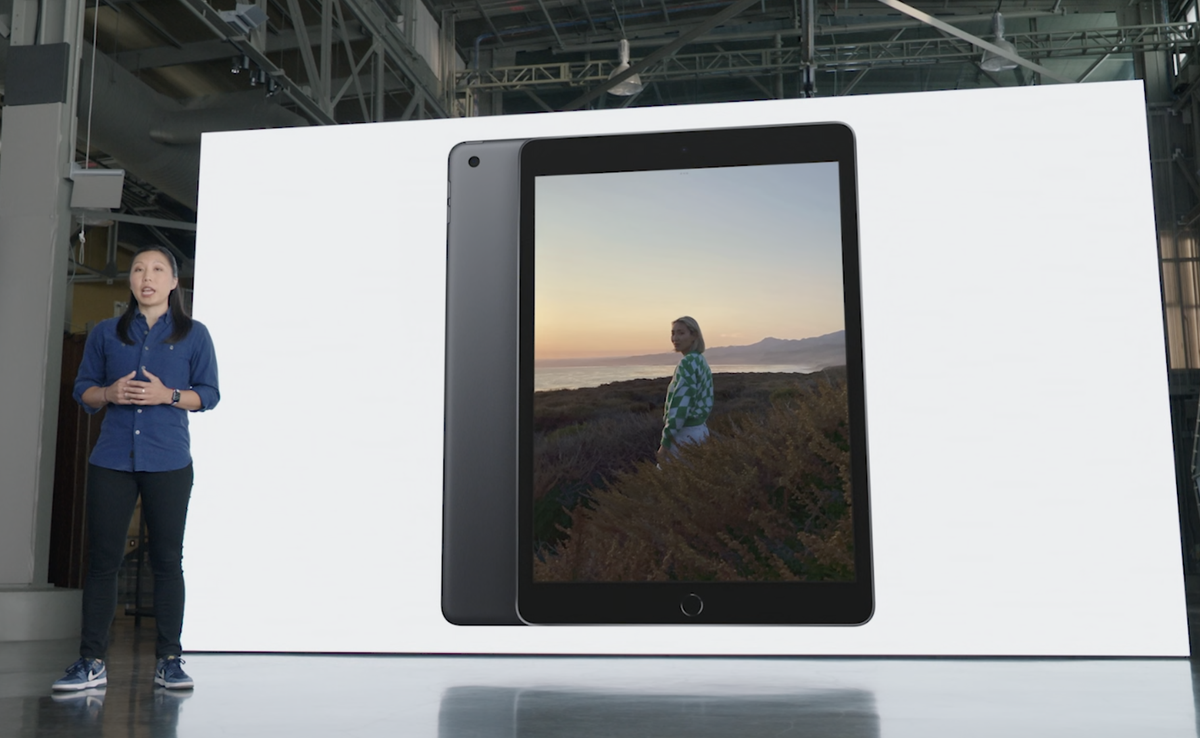 Apple unveils update to its cheapest and smallest iPads
