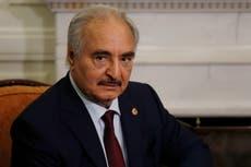 Principal comandante da Líbia suspende funções antes da votação de dezembro