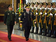 Milley called Chinese general fearing Trump might start war, 本は言う
