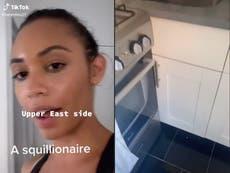 Une femme partage une critique honnête de son appartement à New York