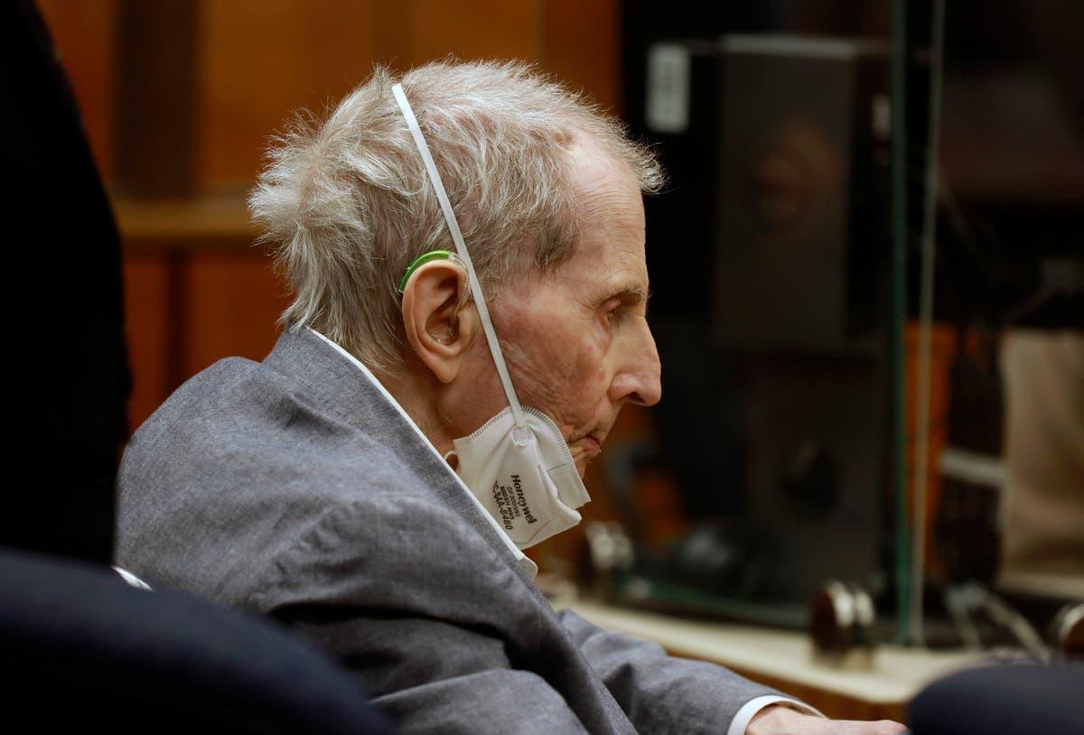 陪審員はロバート・ダースト殺人裁判で審議を開始します