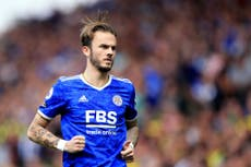 Is Leicester vs Napoli on TV tonight?