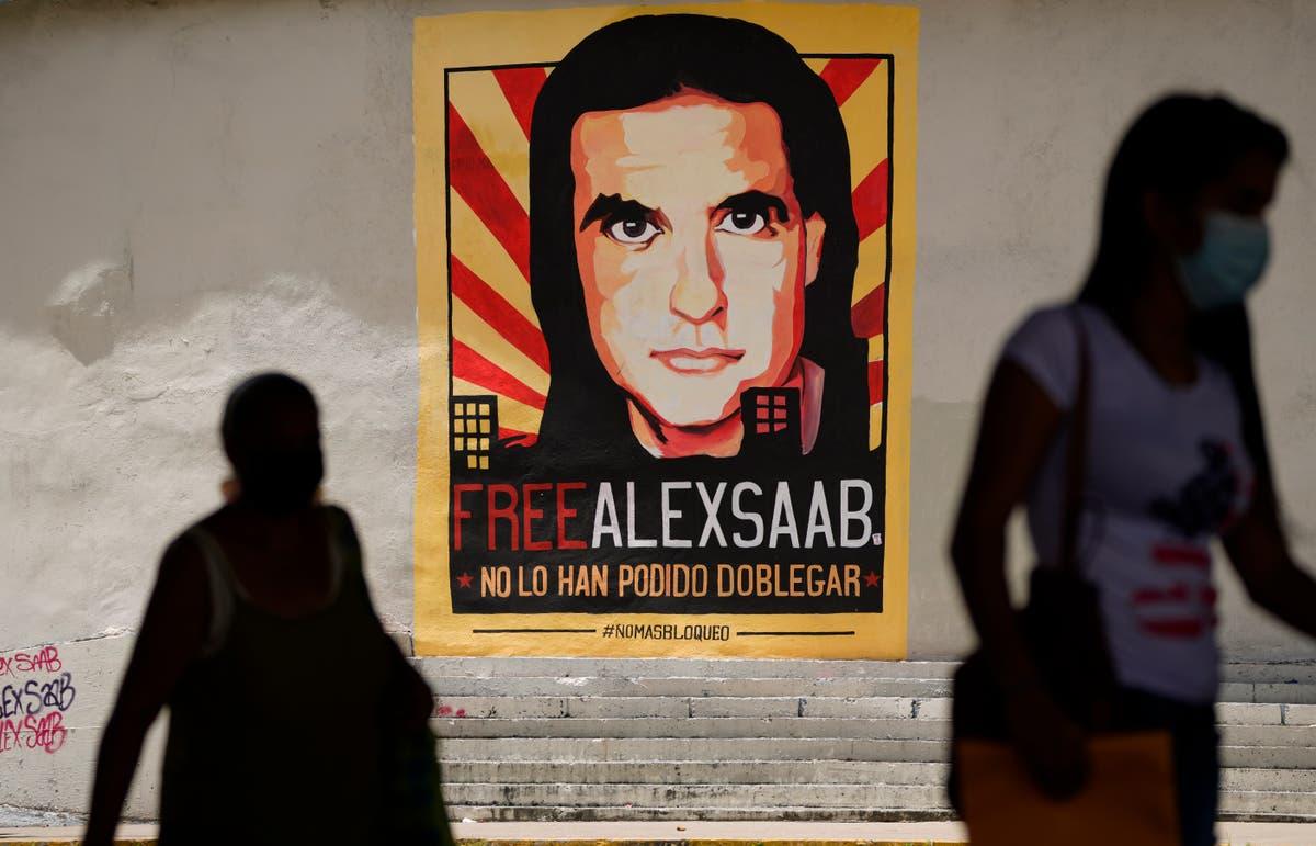 Venezuela names US fugitive to team negotiating with foes
