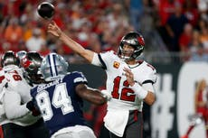 Merci, Tom Brady! Ageless quarterback helps NBC in ratings