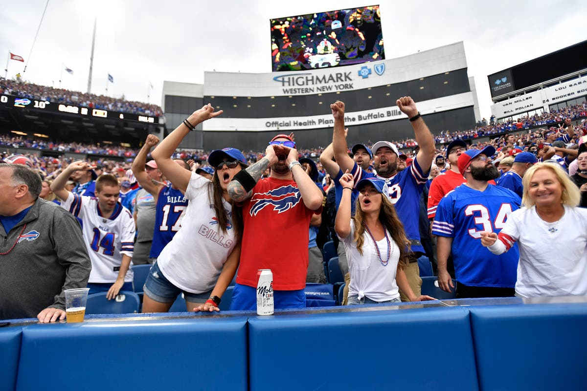Buffalo Bills to require proof of vaccination from fans