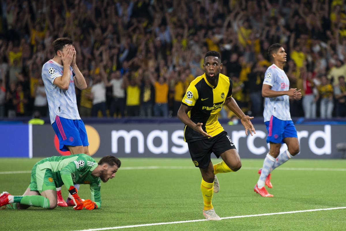 Manchester United's game management comes into question again in defeat by Young Boys