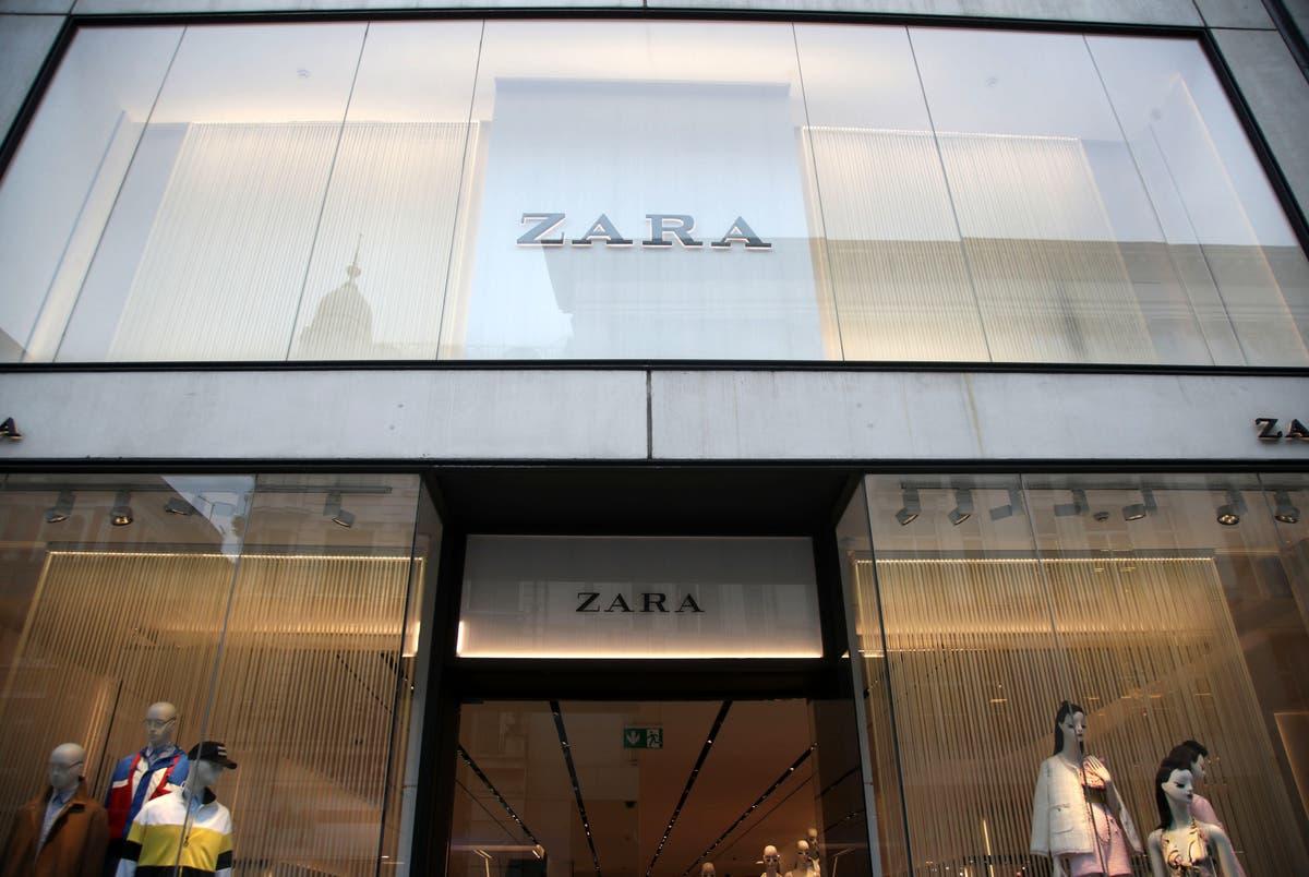 Zara owner shows rival H&M a clean pair of heels as sales rebound