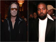 Todd Rundgren claims Kanye West rushed Donda release because of Drake