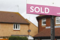 £10,000 fall in average UK house price as stamp duty holiday tapered