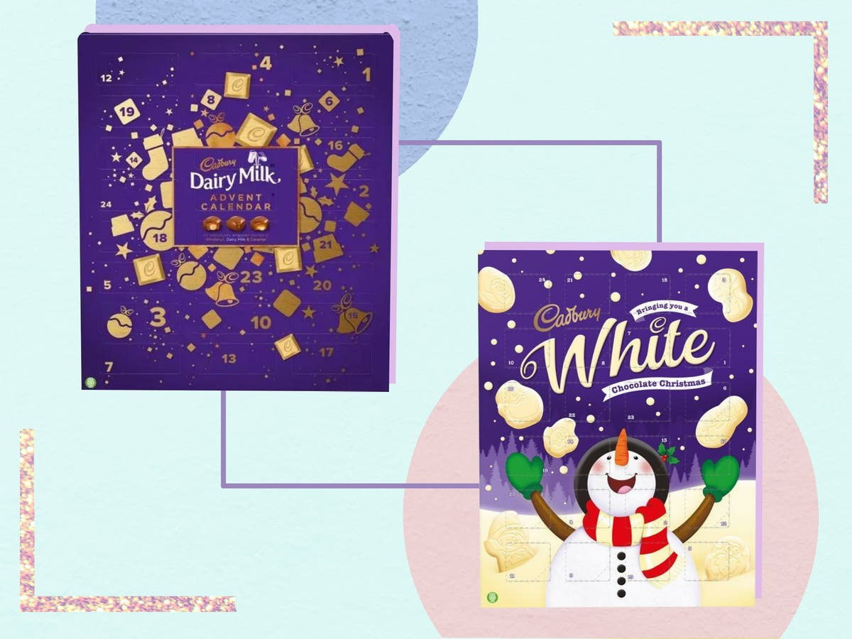5 best Cadbury advent calendars: The sweetest ways to count down to Christmas