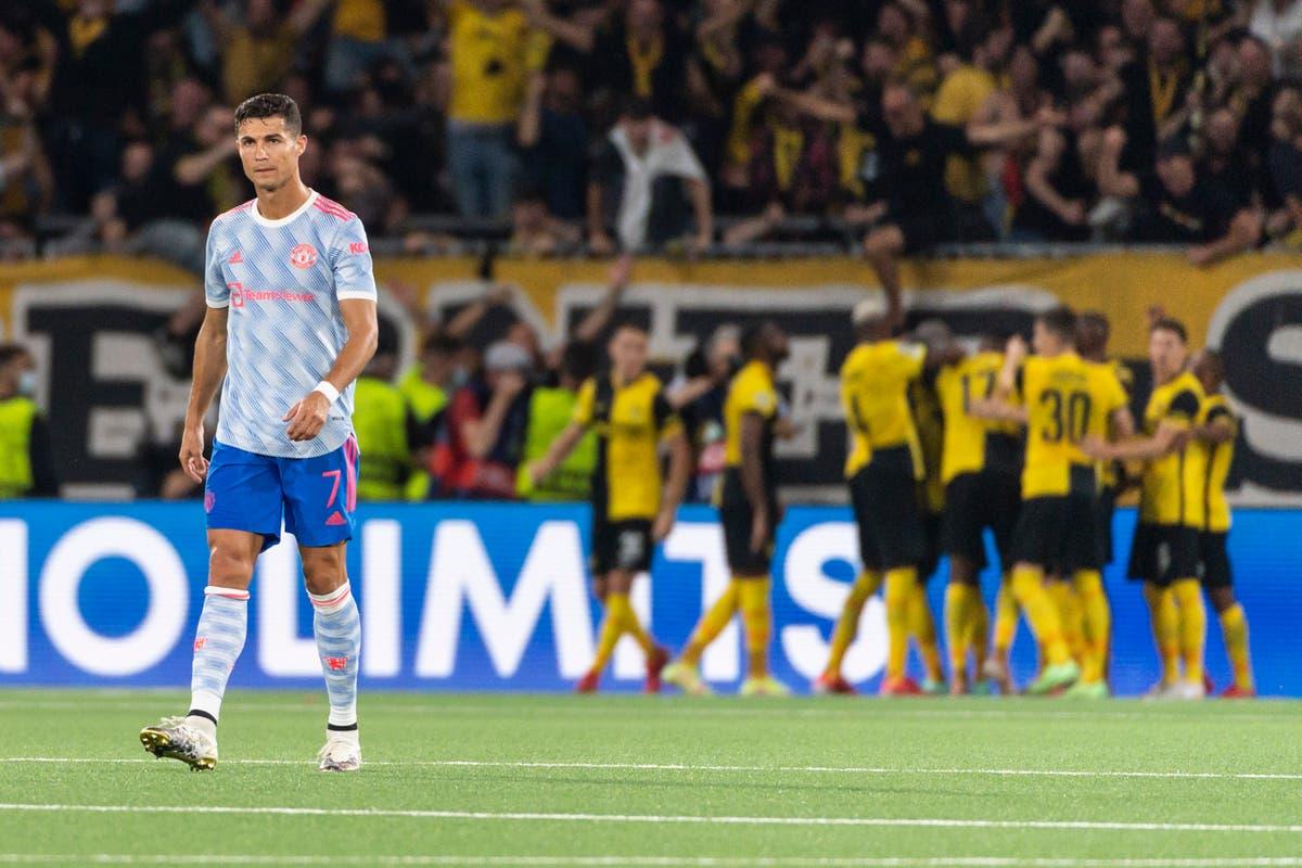 7 defeats in 11 Champions League games for Man Utd boss Solskjaer